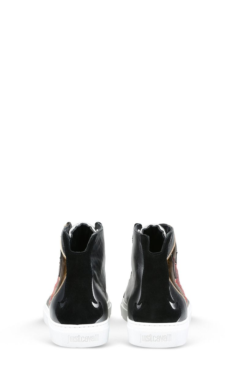 JUST CAVALLI High-top dragon sneakers Sneakers [*** pickupInStoreShippingNotGuaranteed_info ***] d