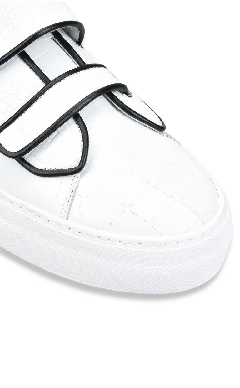 JUST CAVALLI Low-top strap sneaker Sneakers U e