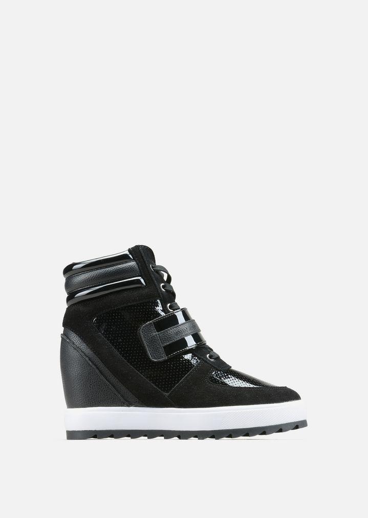 scarpe armani sneakers, Armani Jeans Donne Bovina Della