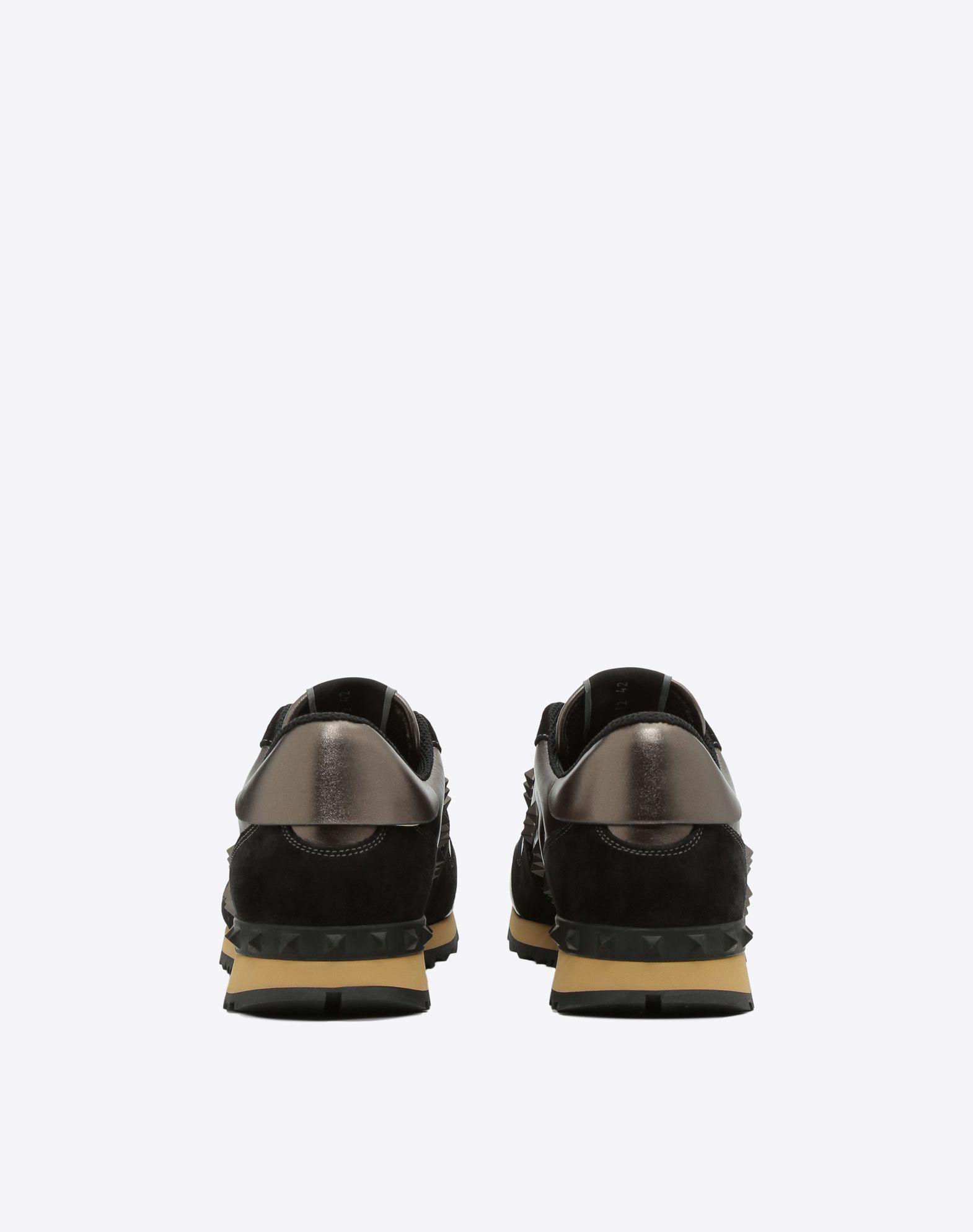 VALENTINO Rockstud Sneaker LOW-TOP SNEAKERS U d