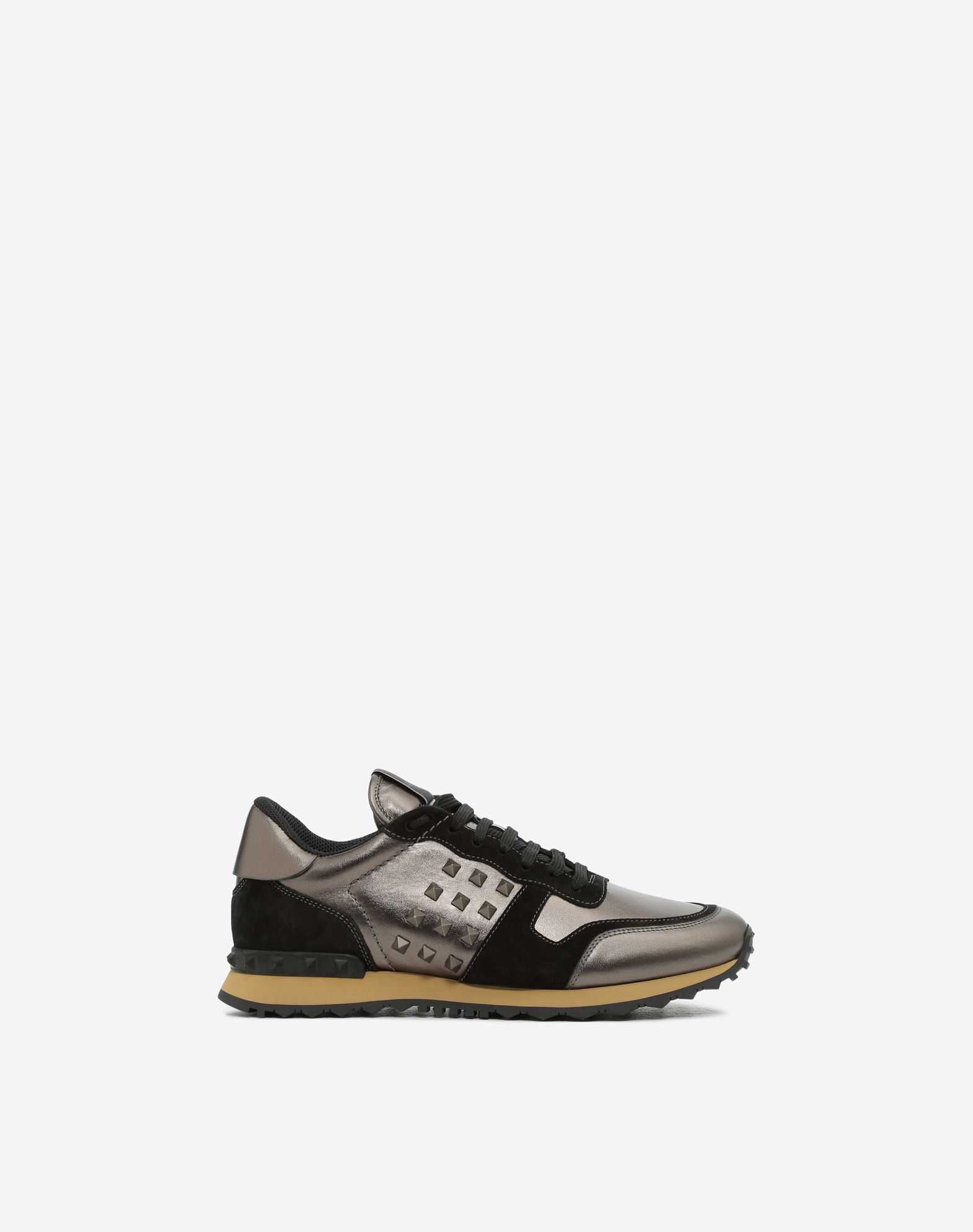 VALENTINO Rockstud Sneaker LOW-TOP SNEAKERS U f