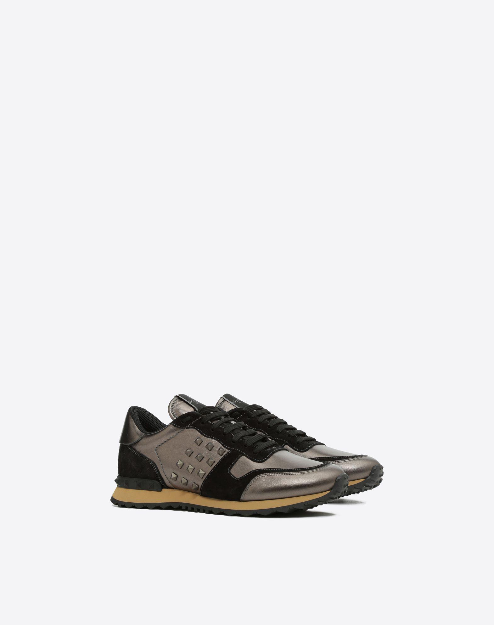 VALENTINO Rockstud Sneaker LOW-TOP SNEAKERS U r