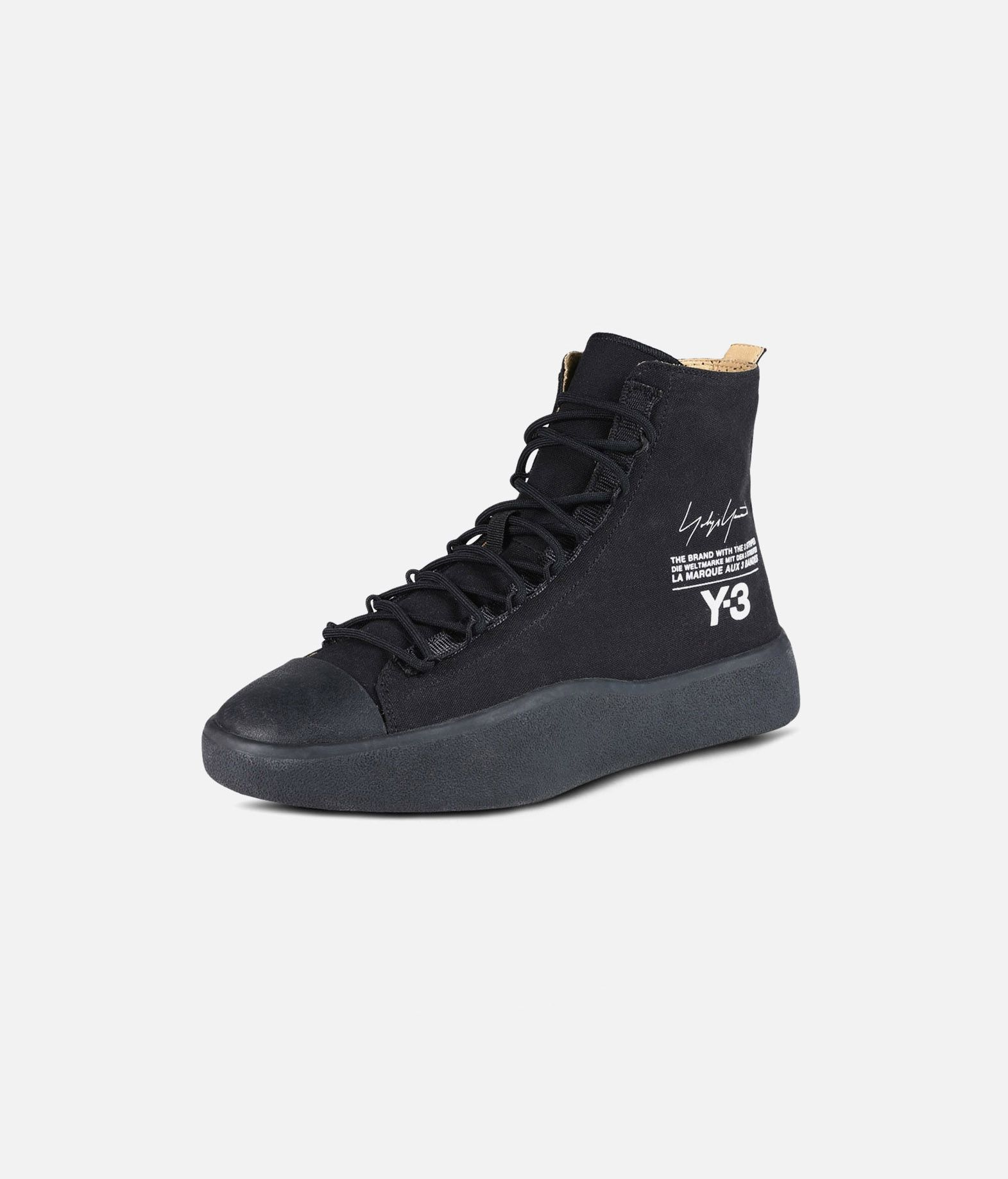 Y-3 Y-3 BASHYO High-top sneakers E r