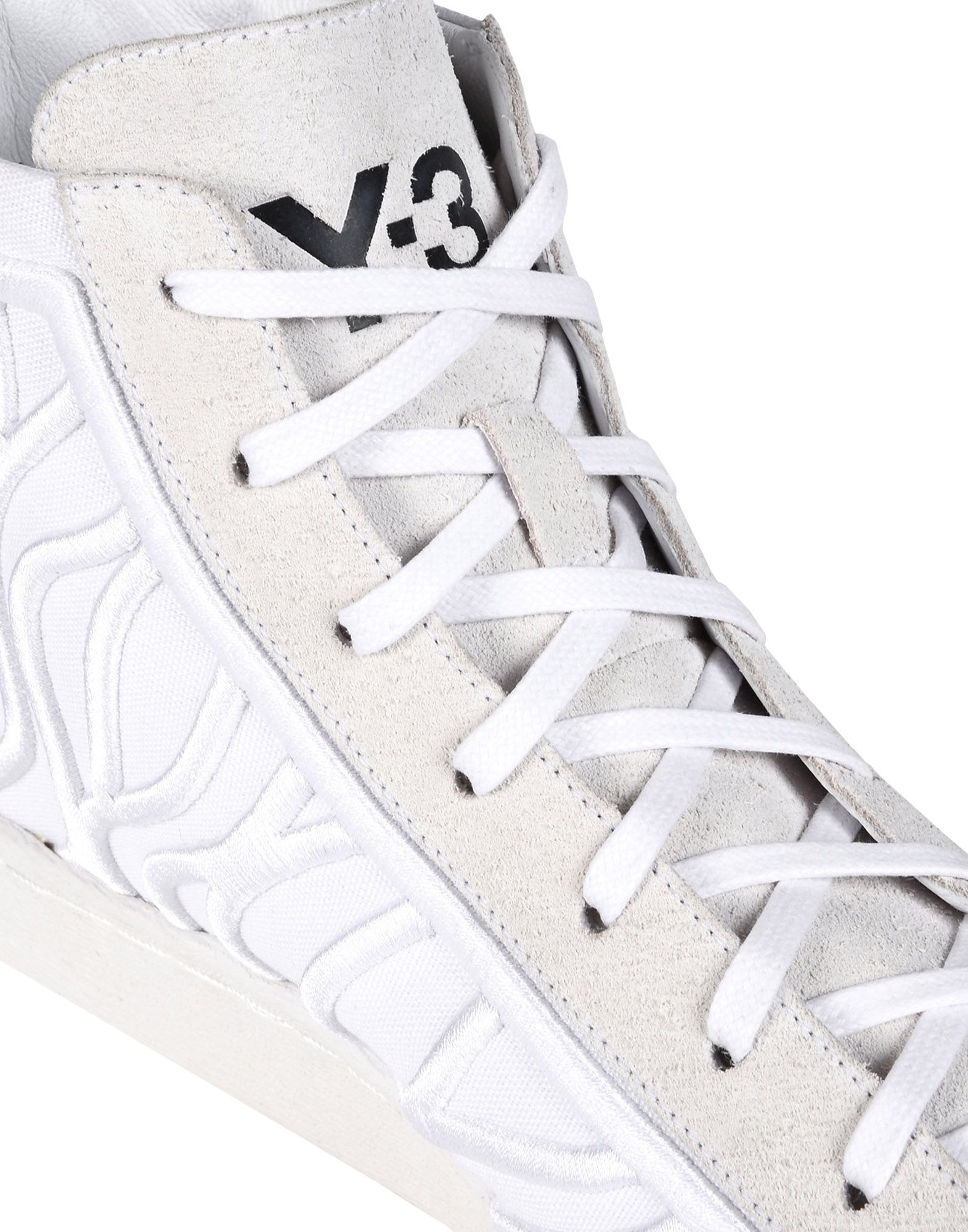 Y-3 Y-3 SHISHU SUPER High-top sneakers E a