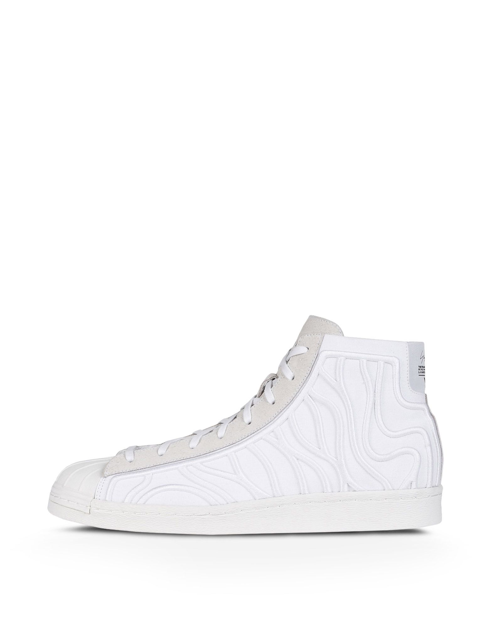 Y-3 Y-3 SHISHU SUPER High-top sneakers E f