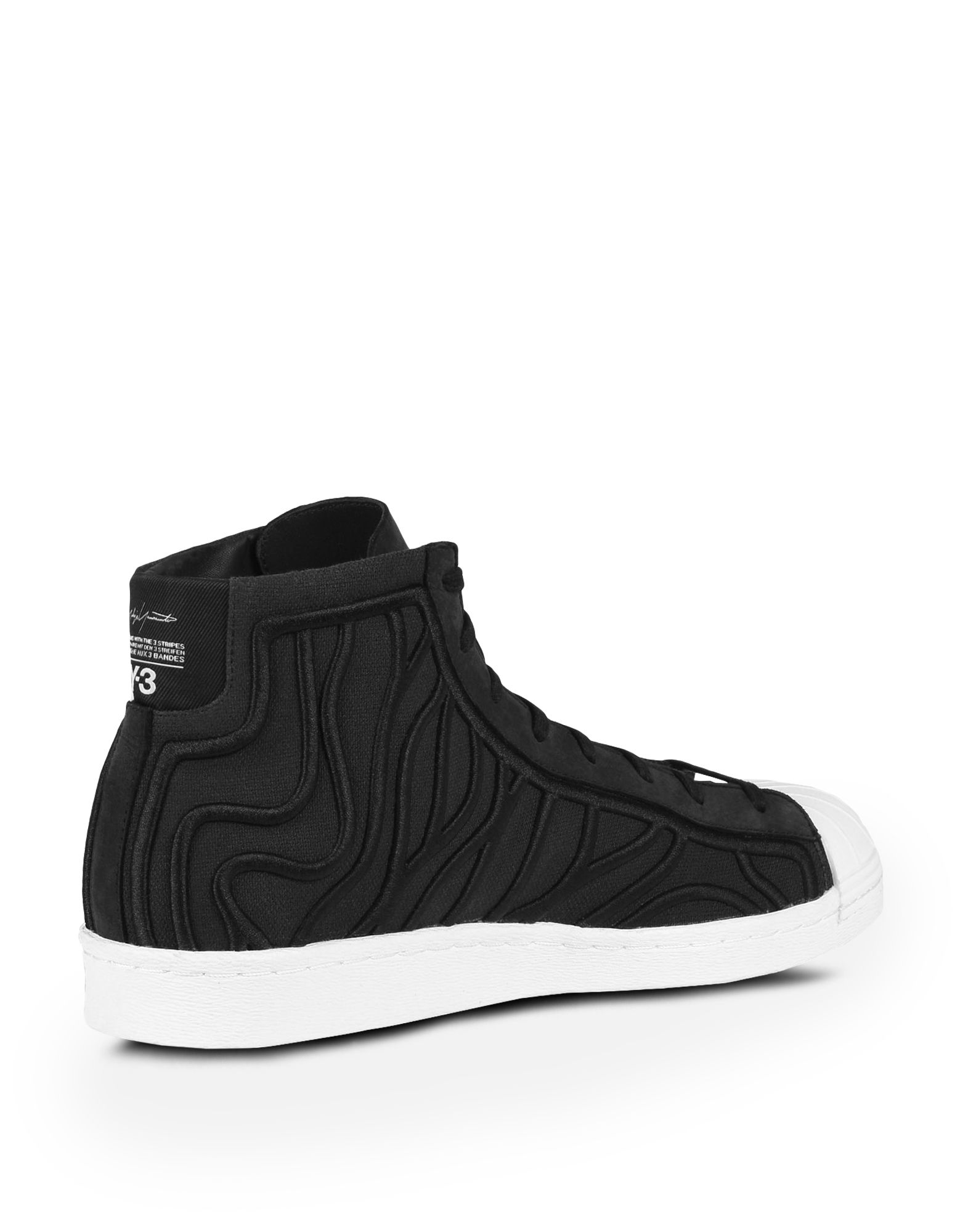 Y-3 Y-3 SHISHU SUPER High-top sneakers E d