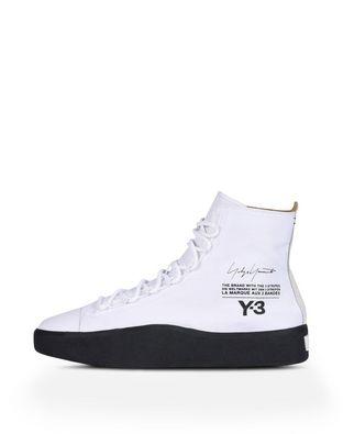 Y-3 GRAPHIC CREW SWEATER Shoes man Y-3 adidas