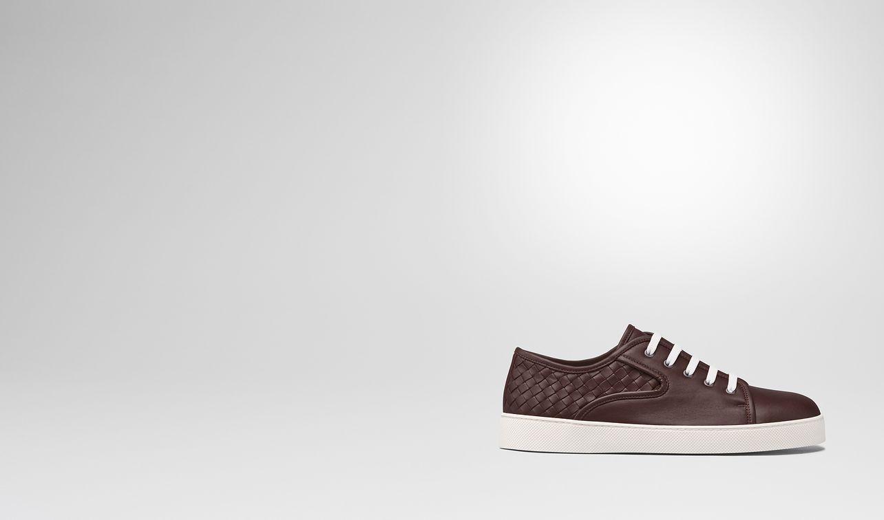 Intrecciato nappa sneaker - Black Bottega Veneta Clearance Low Price Fee Shipping Cheap Sale Pick A Best Newest Sale Online Cheap Cost Real T5tSvnB