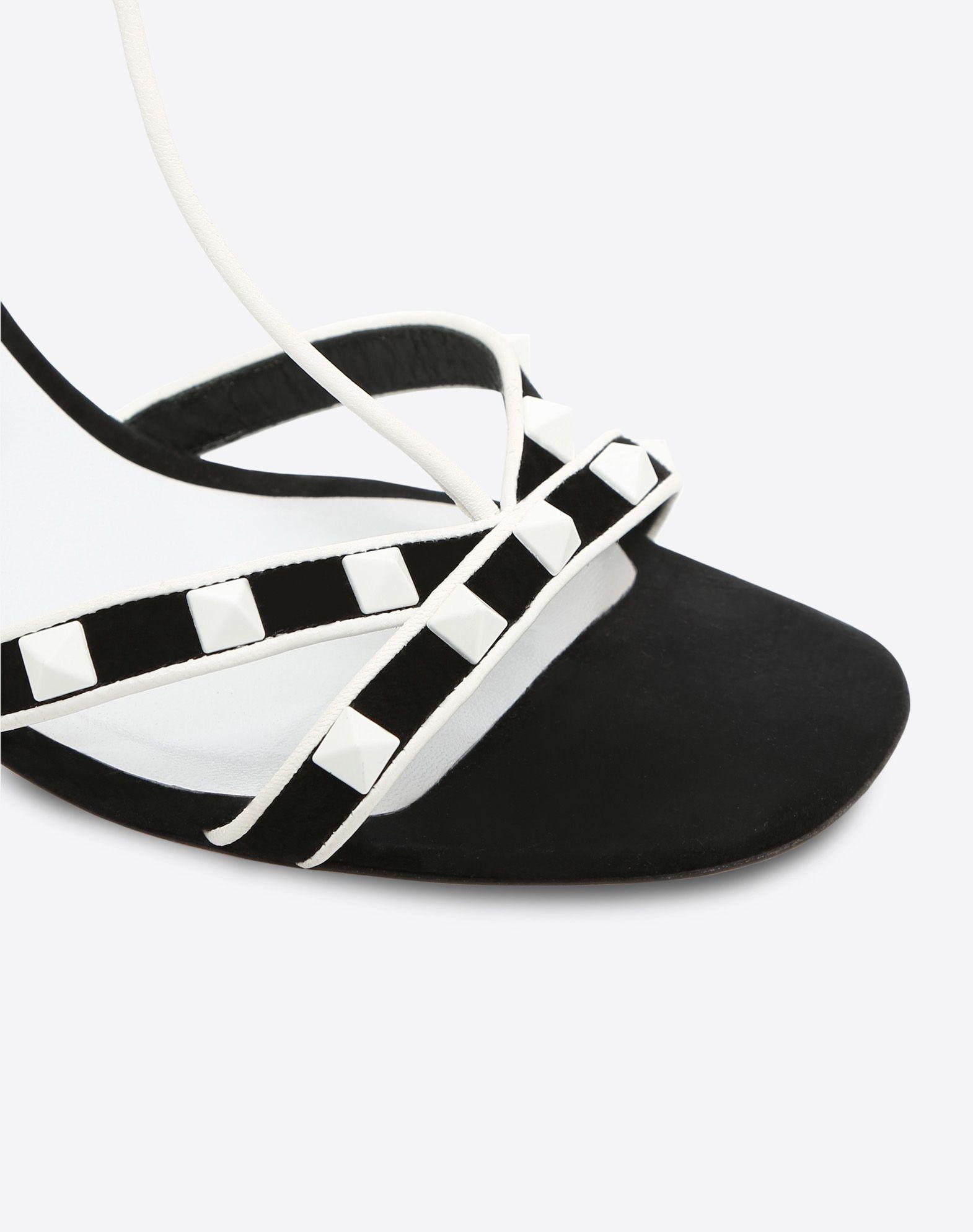 VALENTINO GARAVANI Free Rockstud 105mm Sandal HIGH HEEL SANDALS D b