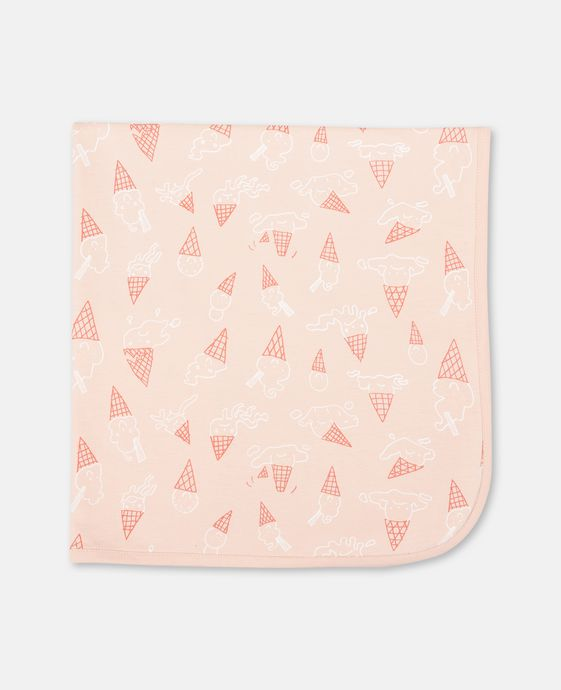 Toasty Pink Blanket