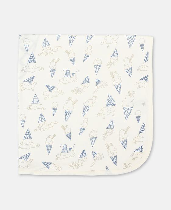 Toasty White Blanket