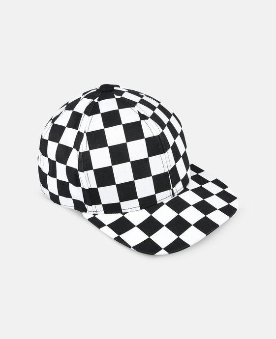 Preston Check Cap