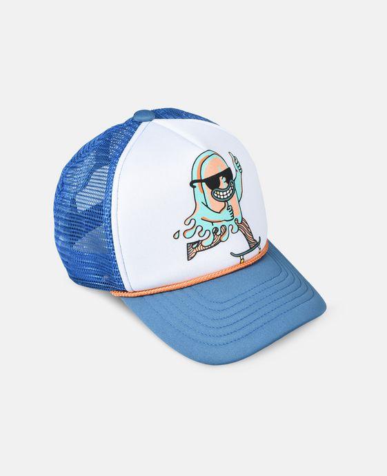 Hampton Skate Print Cap