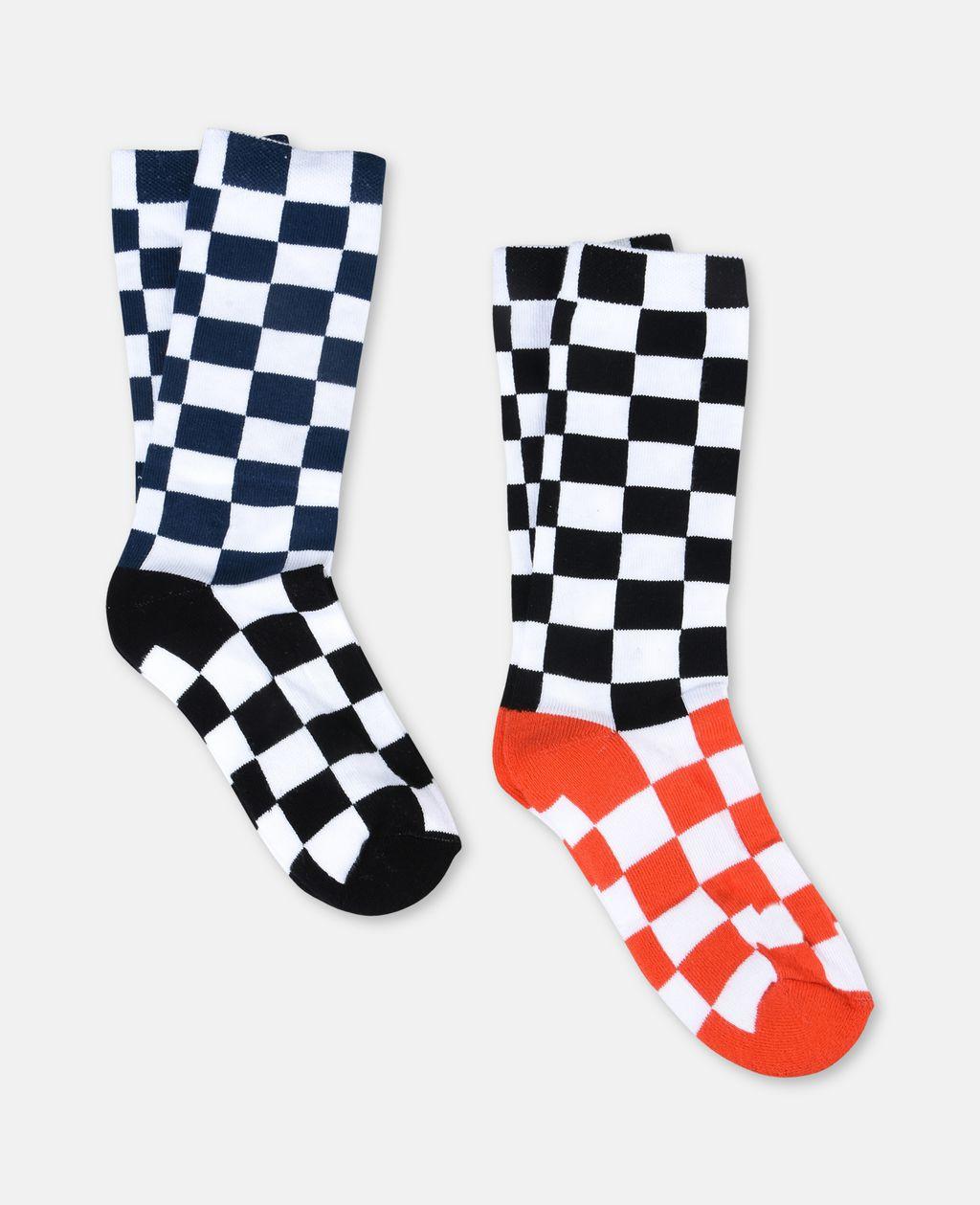 Patrick Check Socks