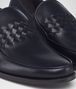 BOTTEGA VENETA DARK NAVY CALF CHET SLIP-ON Mocassin or Slipper Man ap