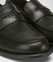 BOTTEGA VENETA DARK MOSS CALF GAHAN LOAFER Mocassin or Slipper Man ap