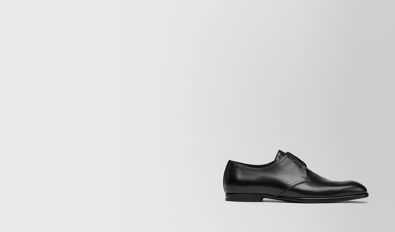 nero calf ilford derby shoe landing