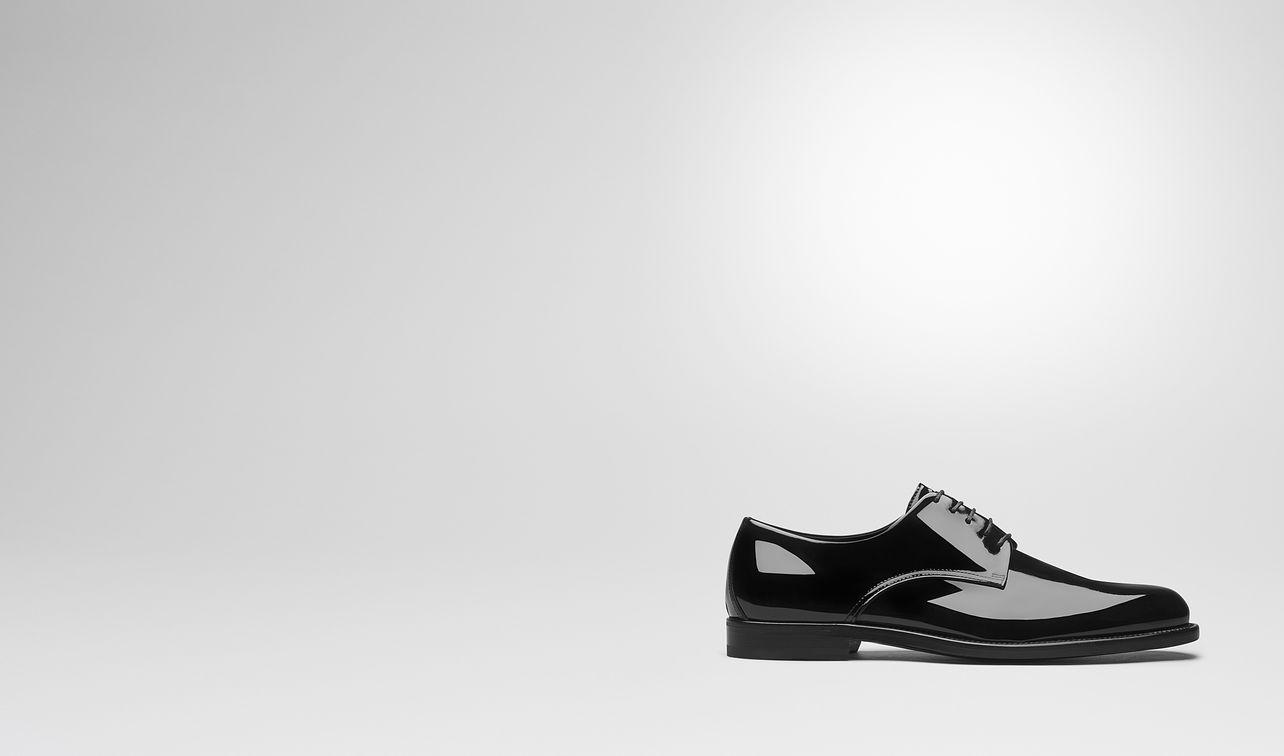 nero patent calf leonhard shoe landing