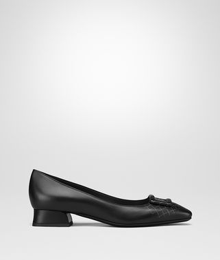 NERO NAPPA CHERBOURG PUMP