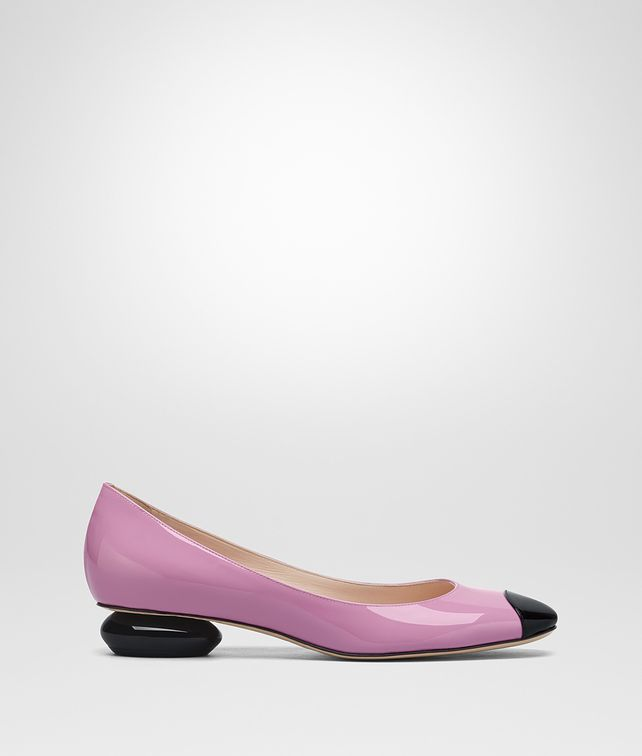 BOTTEGA VENETA TWILIGHT PATENT CALF BETTE PUMP Pump [*** pickupInStoreShipping_info ***] fp