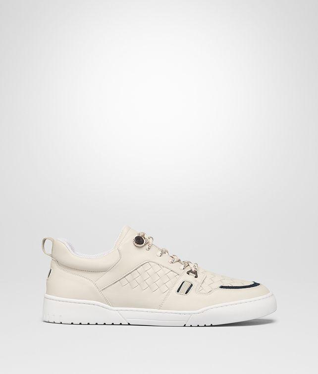 BOTTEGA VENETA MIST INTRECCIATO CALF HEEZE SNEAKER Sneakers [*** pickupInStoreShippingNotGuaranteed_info ***] fp