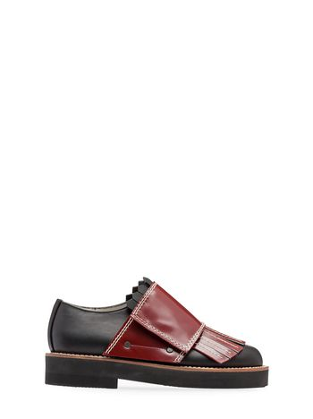 Marni Calfskin lace-up Woman