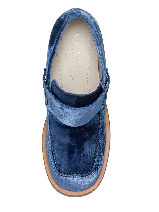 Marni Velvet loafer Woman - 4