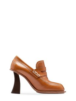 Marni Lambskin loafer Woman