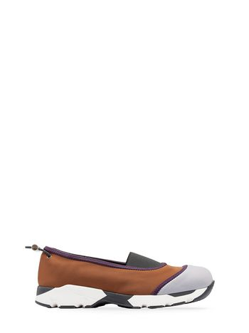 Marni Scuba sneaker in techno fabric Woman