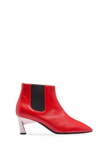 Marni Ankle boot in lambskin Woman