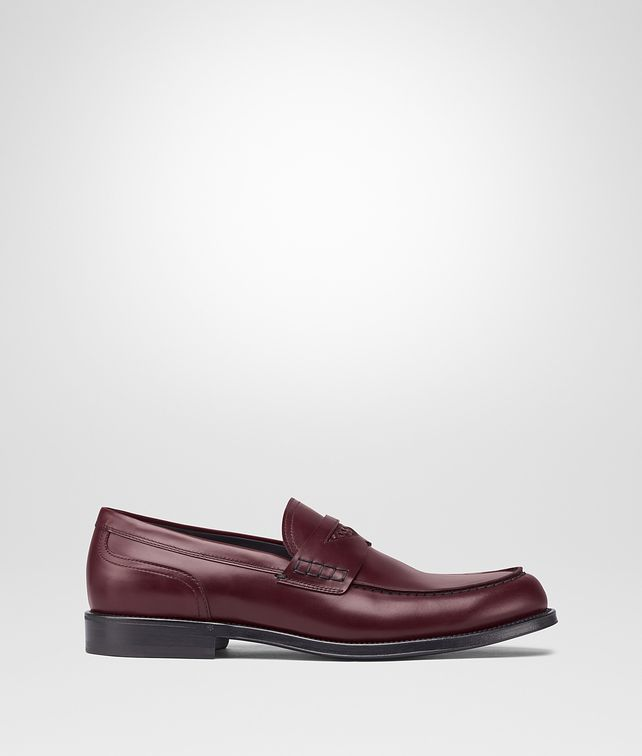 BOTTEGA VENETA BAROLO CALF GAHAN LOAFER Mocassin or Slipper Man fp