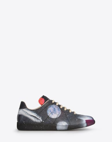 MAISON MARGIELA Sneakers U Space print Replica sneakers f