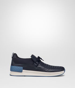DARK NAVY CALF BV GRAND SNEAKER