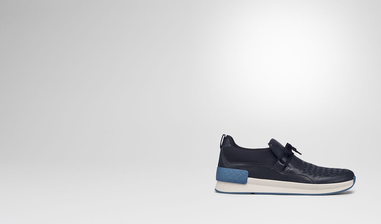 dark navy calf bv grand sneaker landing