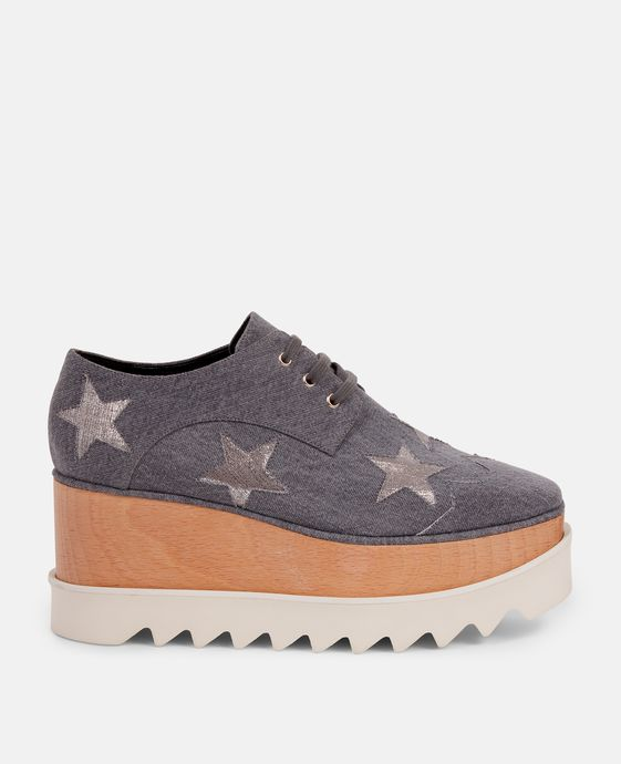 Denim Stars Elyse Shoes