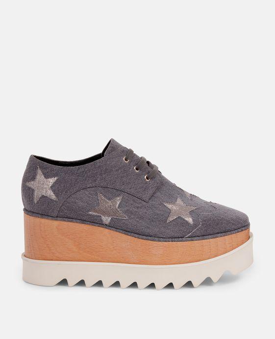 Denim Stars Elyse Shoes