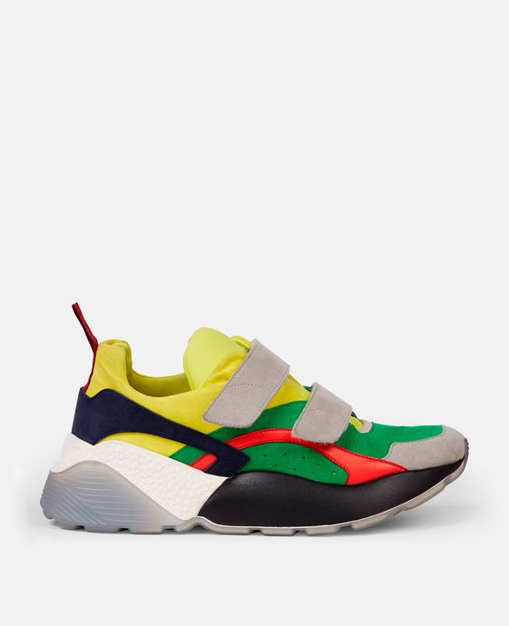 Eclypse Colour Block Sneakers