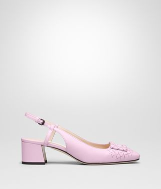 CHERBOURG PUMPS AUS NAPPA IN DRAGEE