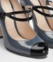 BOTTEGA VENETA DENIM PATENT CALF BETTE PUMP Pump or Sandal D ap