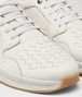 BOTTEGA VENETA LATTE CALF BV GRAND SNEAKER Trainers Man ap