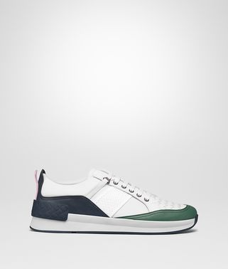 MULTICOLOR CALF BIANCO FABRIC BV GRAND SNEAKER