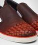 BOTTEGA VENETA DARK BAROLO NAPPA SAIL GALAXY SNEAKER Sneakers Man ap