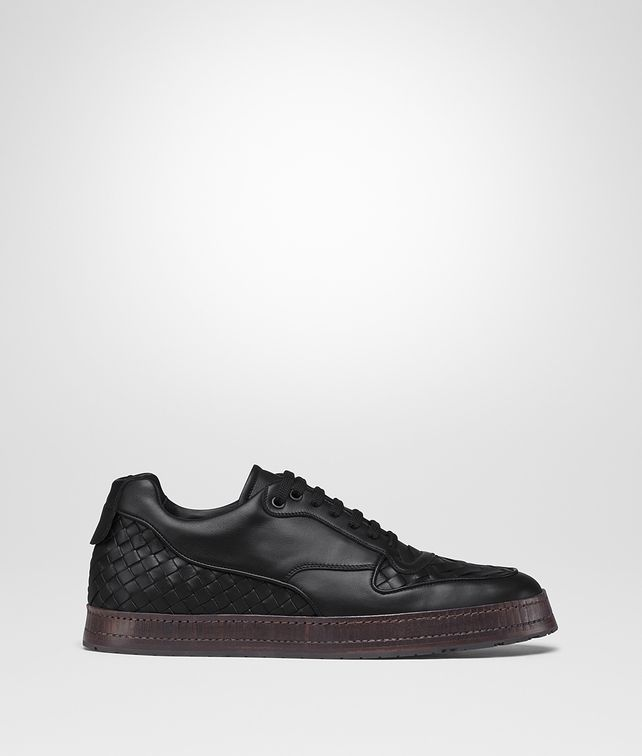 BOTTEGA VENETA NERO CALF DIEZER SNEAKER Sneakers Man fp