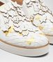 BOTTEGA VENETA BIANCO INTRECCIATO CALF SAIL SNEAKER Sneakers Woman ap