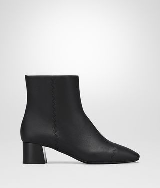 NERO CALF CHERBOURG ANKLE BOOT