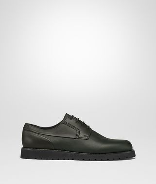 DARK MOSS CALF HELDEN SHOE