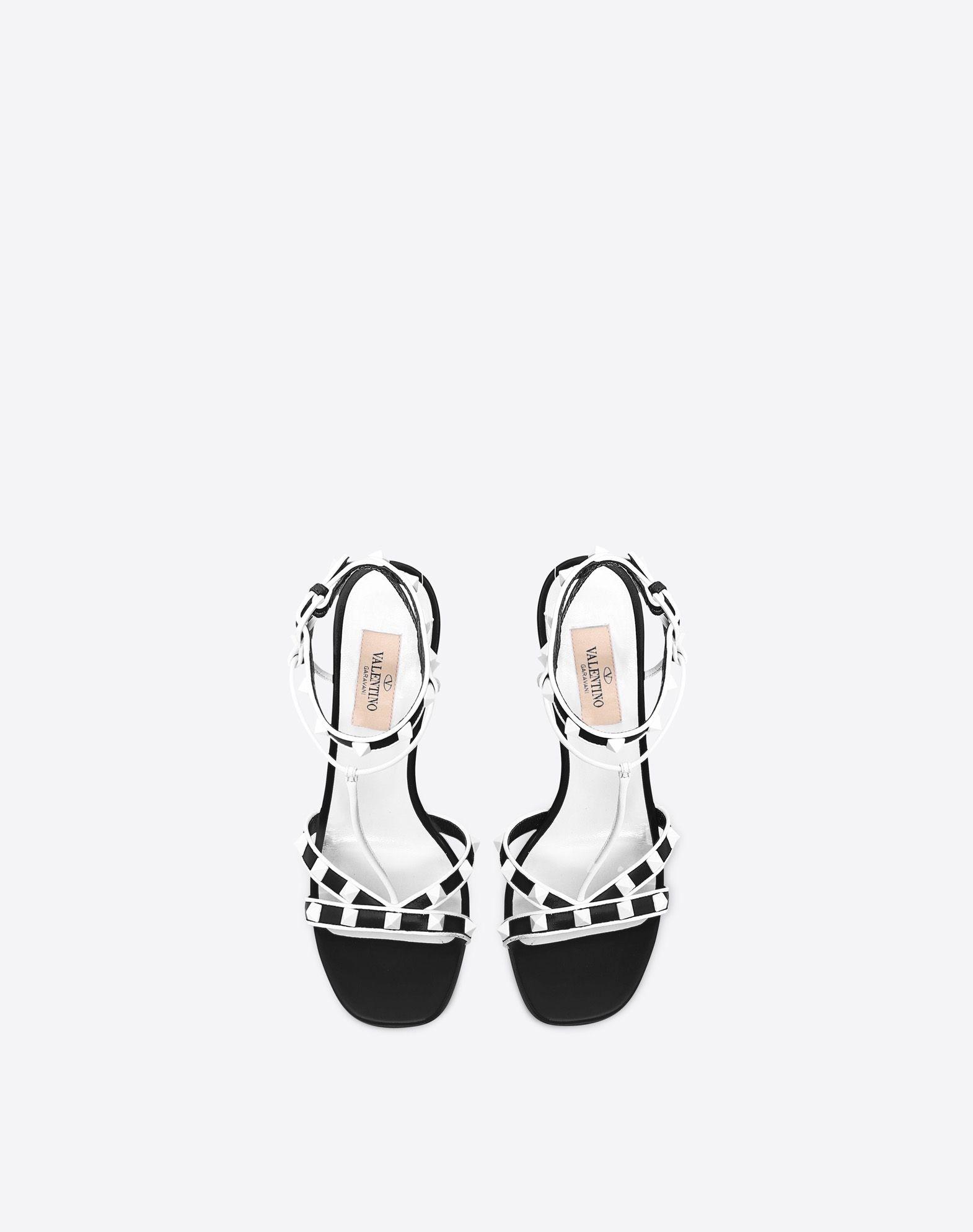 VALENTINO Free Rockstud 105mm Sandal Sandal D e