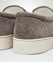 BOTTEGA VENETA STEEL INTRECCIATO SUEDE DODGER SNEAKER Sneakers Woman ap
