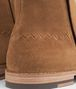 light calvados suede voortrekking jag ankle boot  Front Detail Portrait