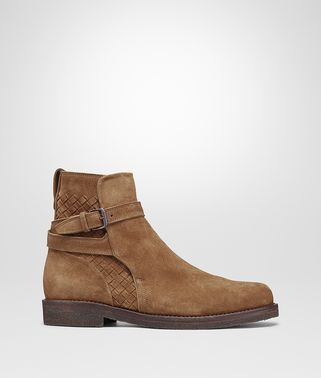 LIGHT CALVADOS SUEDE CURTIS JODHPUR DESERT BOOT